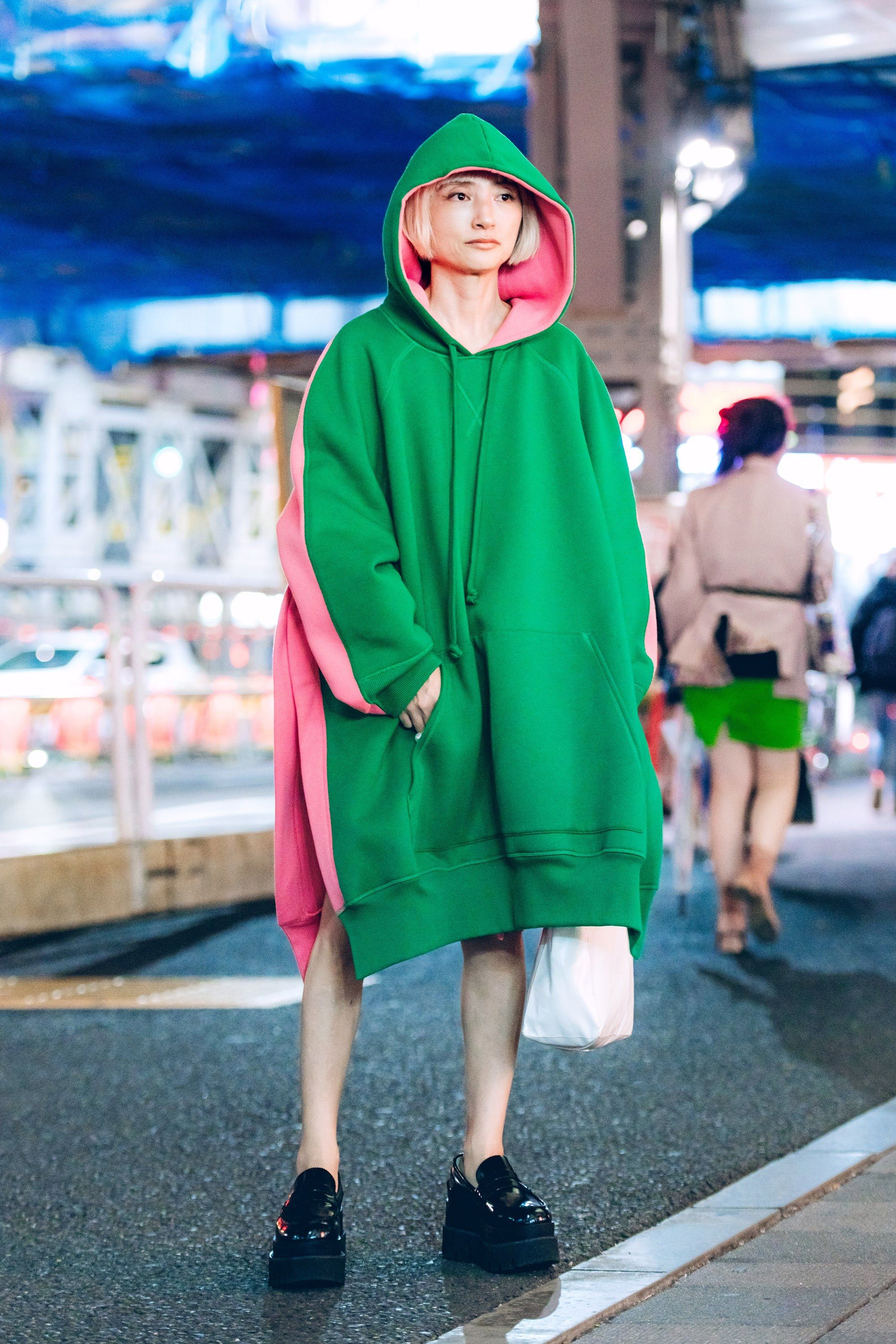 a52ffbef7 The Best Street Style From Tokyo Fashion Week Spring 2019 ...
