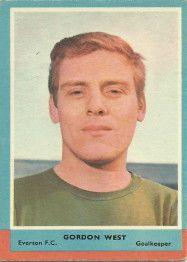 37. Gordon West  Everton