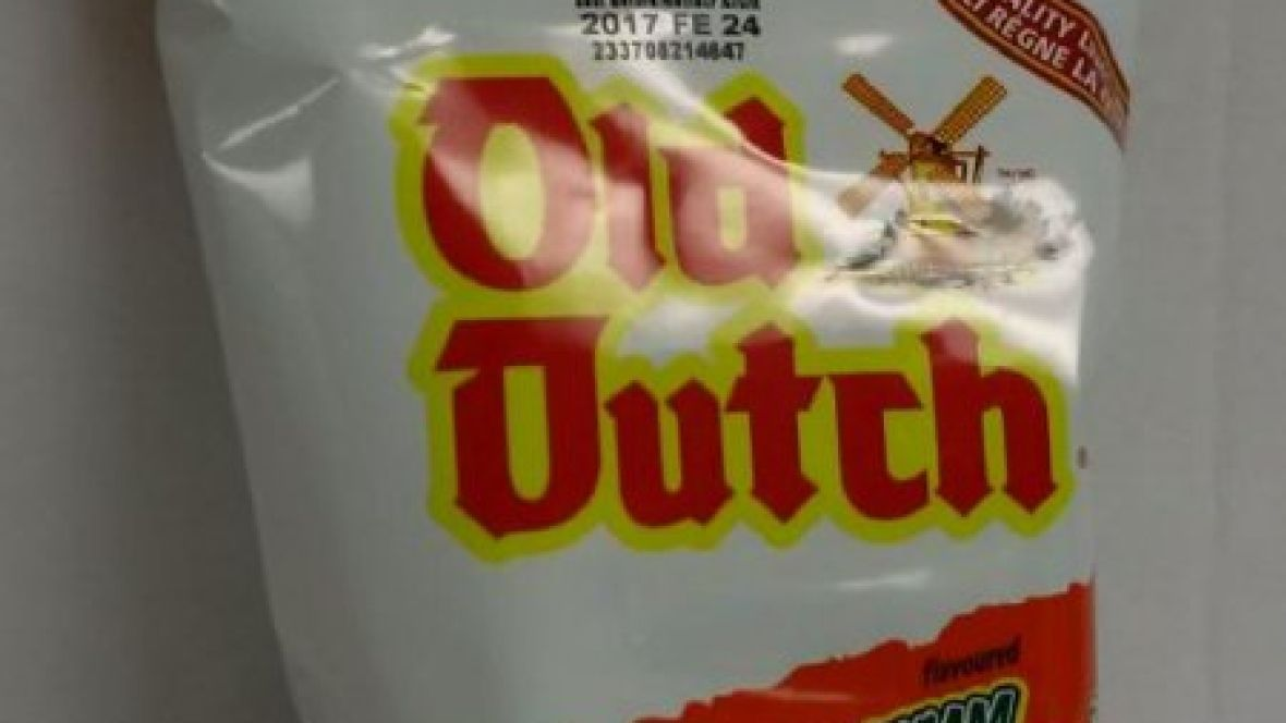 #Old Dutch chips recalled for salmonella concern - CBC.ca: CBC.ca Old Dutch chips recalled for salmonella concern CBC.ca Old Dutch Foods…