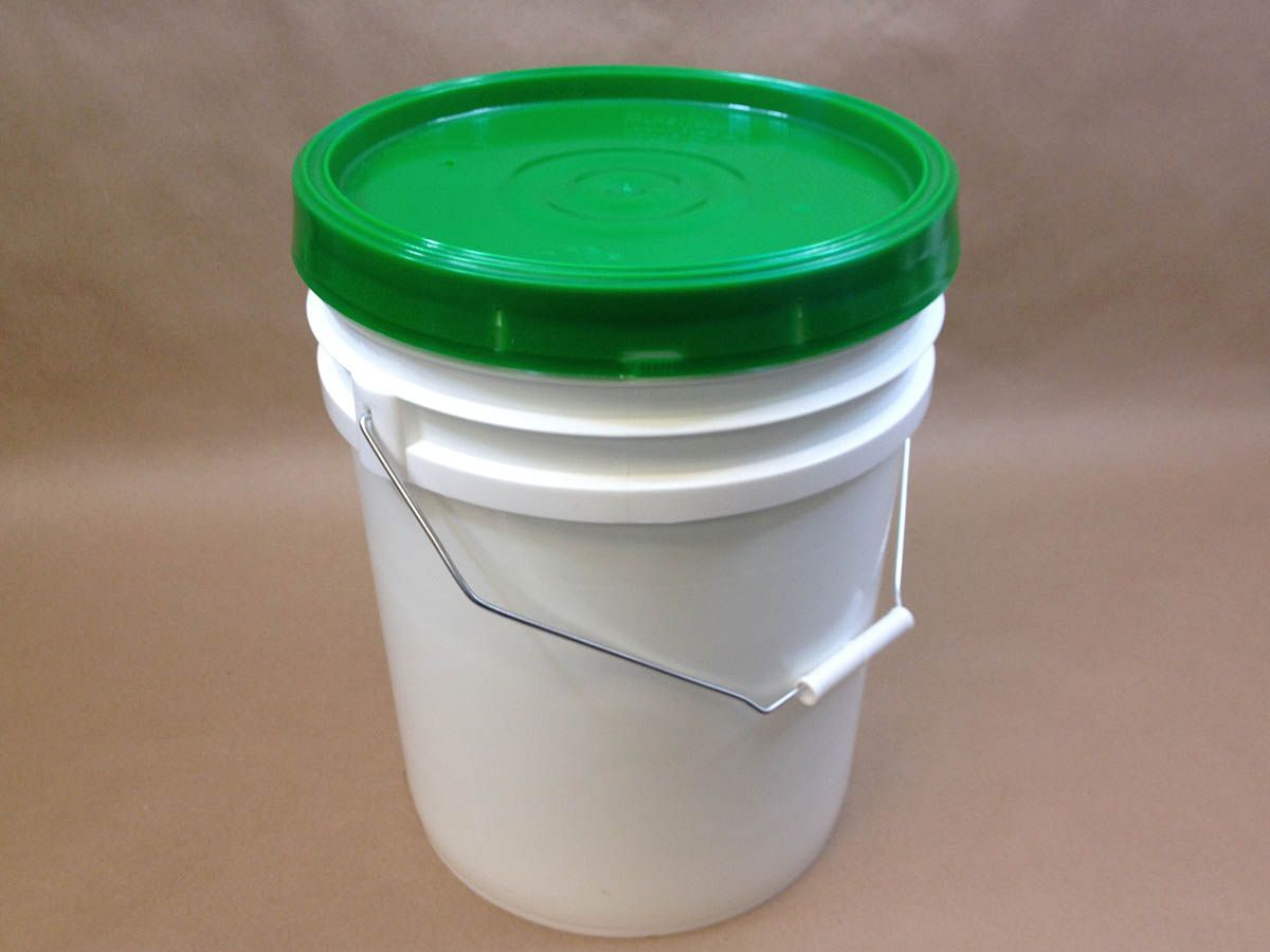Plastic Buckets And Pails For Storing And Shipping Parts Plastic Pail Plastic Buckets Pail