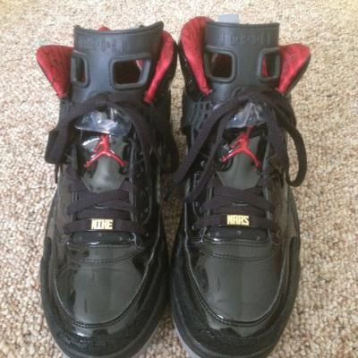 Jordan Spizikes Red size 11 men