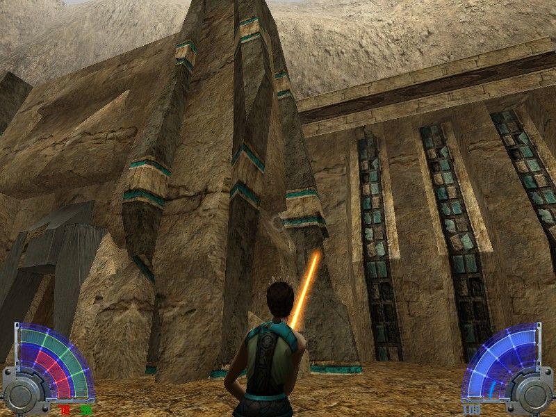 Star Wars Jedi Knight Jedi Academy Zabrak Jaden Korr On Zonju