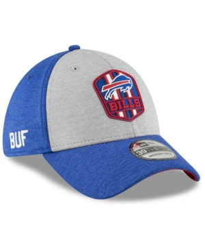 7226cfd1b7a29 ... promo code for new era boys buffalo bills official sideline road  39thirty stretch fitted cap blue