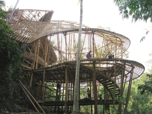 Structure House Bali