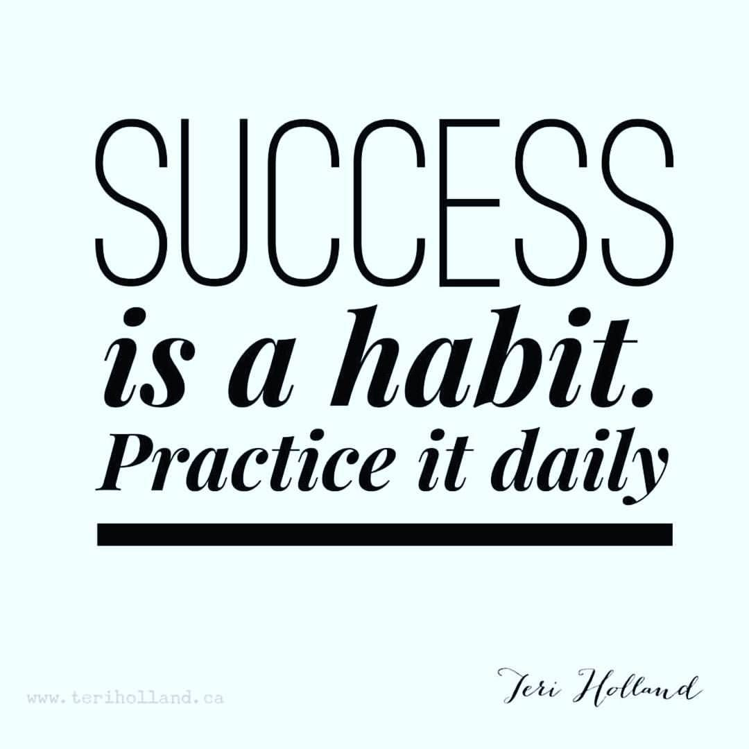 Pr Quotes Ron Gamble Pr  Some Habits Are Better Than Others Inspiration