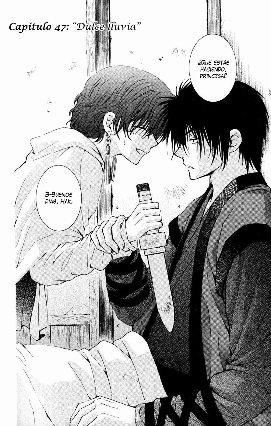 Ver Akatsuki no Yona 47 Manga Online Manga Sempai