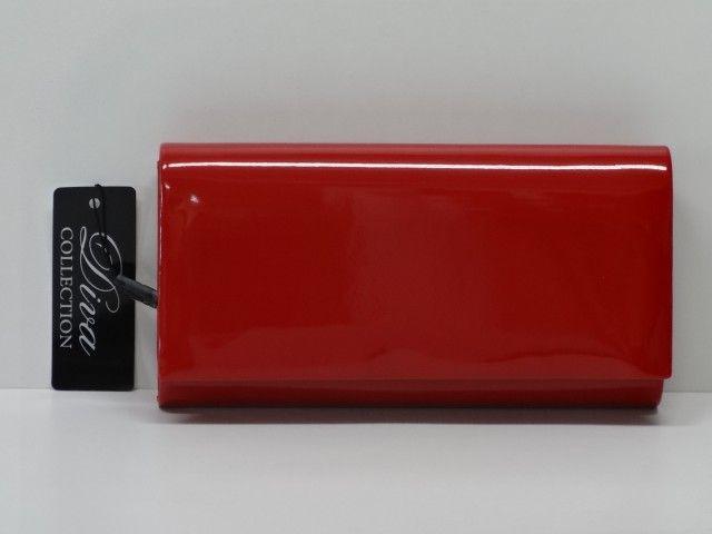 Vásárlás  Borítéktáska  piros (Diva collection) - pénztárca c51232ac6c