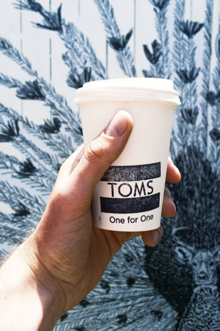 Sip something that matters with TOMS Roasting Co. Coffee. Click to find a TOMS Community Outpost near you. Photo by: Josh Wagenbach