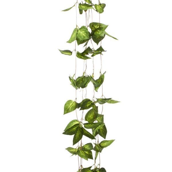 Artificial Leaf Garland #2 - 48 Pieces