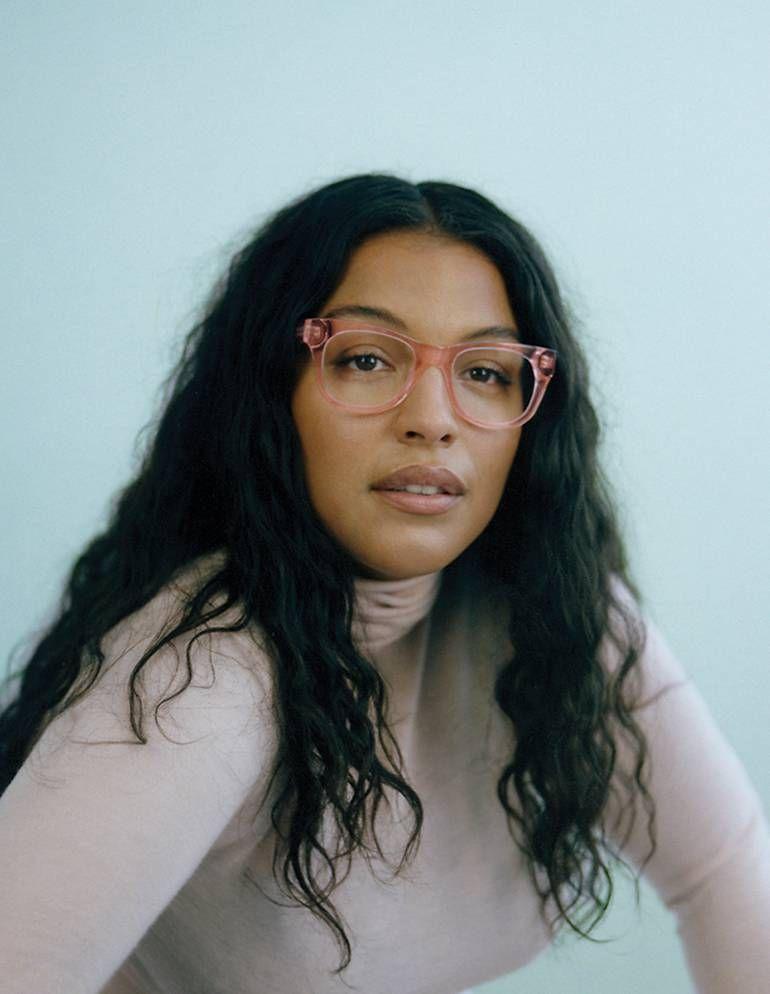 Amanda de Cadenet + Warby Parker Silvan frames in Peony   #ad ...