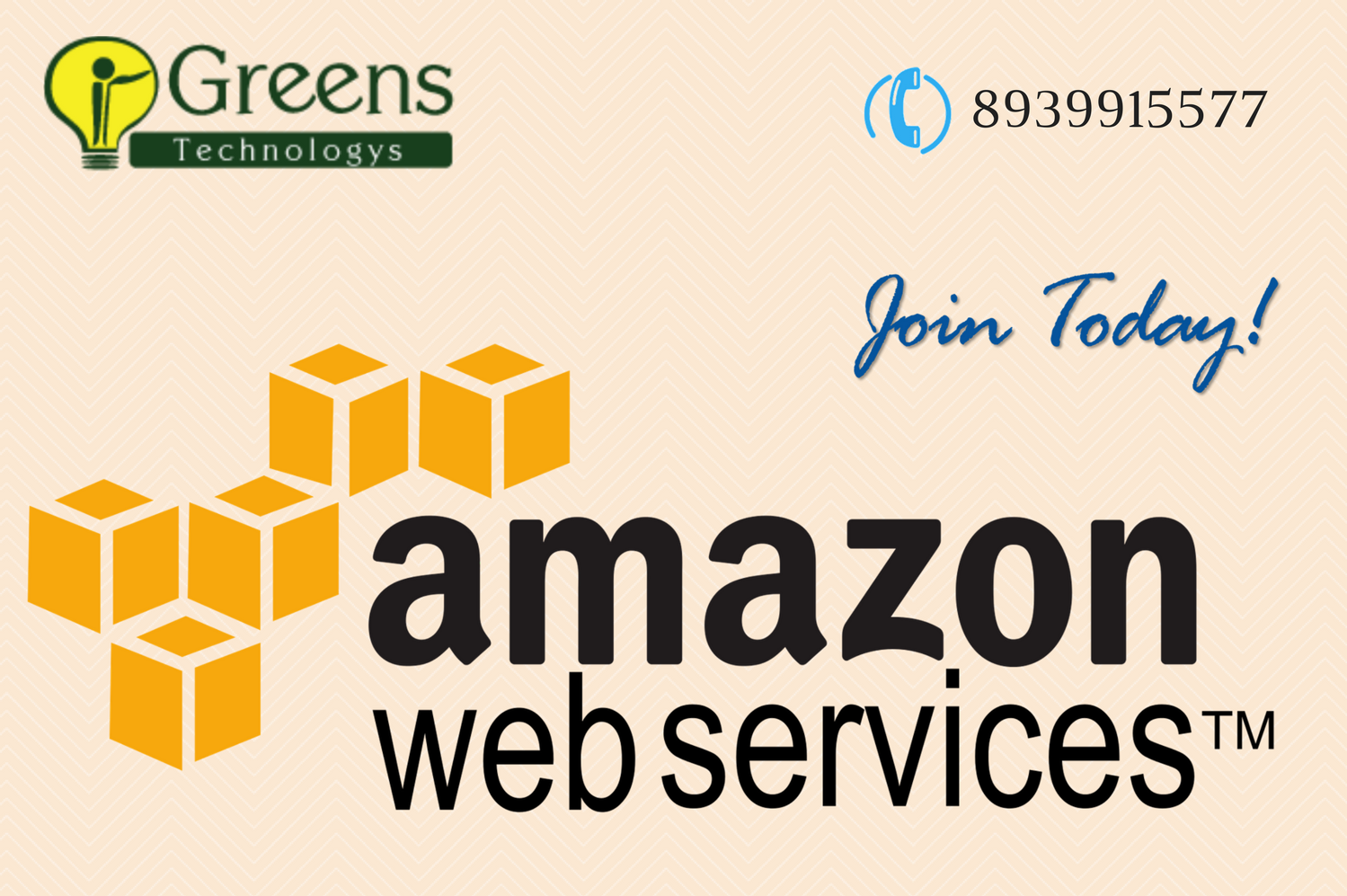 Greens Technology Provides Aws Training In Chennai To Professionals