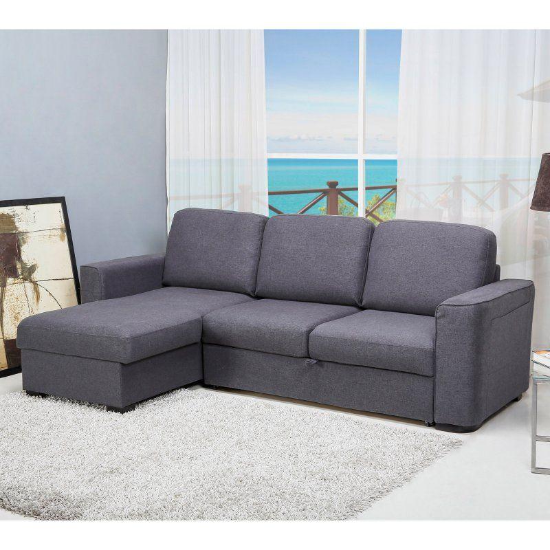 Gold Sparrow Huntington Convertible Sectional Sofa Adc Hun