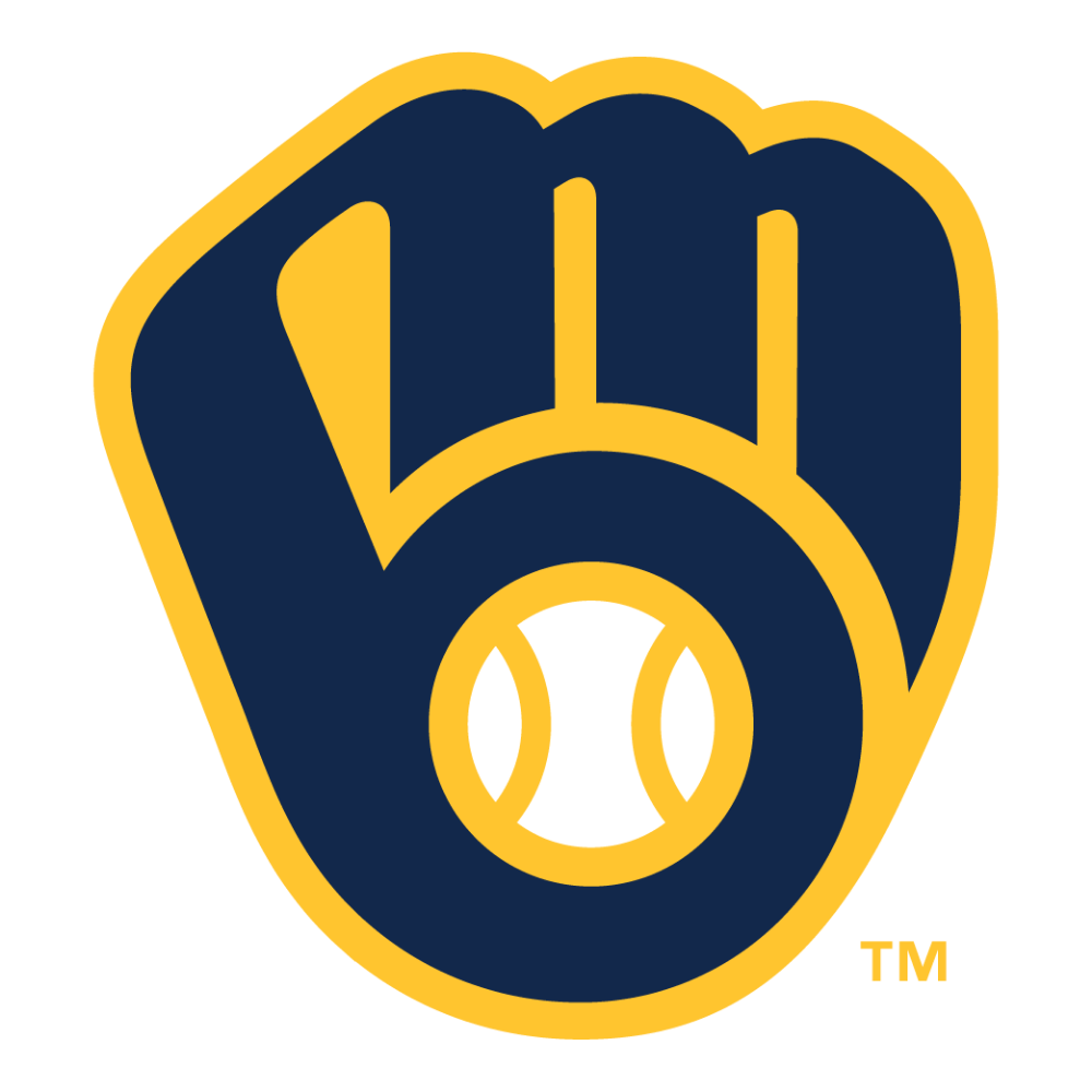 Milwaukee Brewers Logo In 2020 Brewer Logo Milwaukee Brewers Brewers
