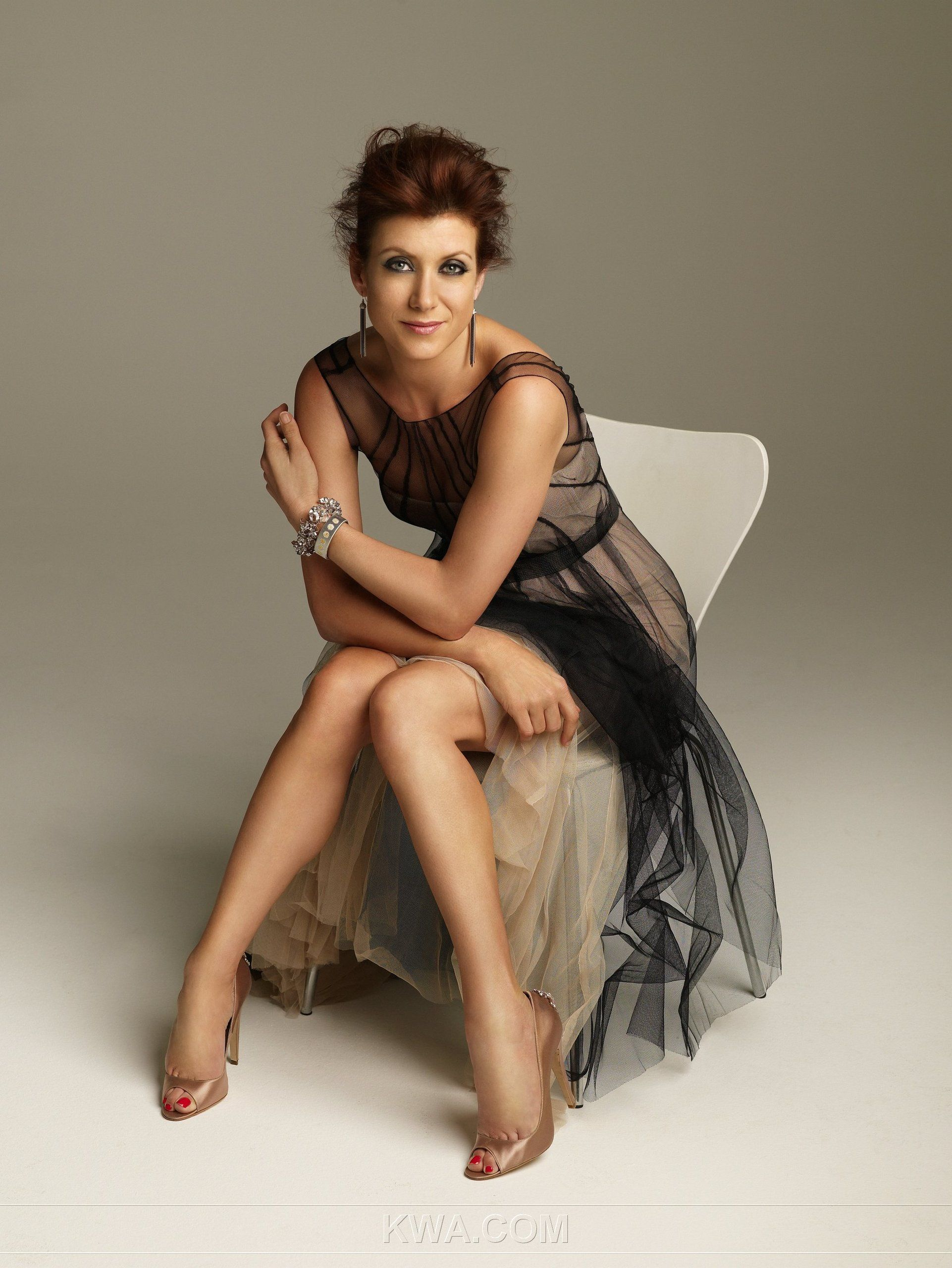 So gorgeous ! Kate Walsh (Addison Montgomery) From Grey\'s Anatomy ...