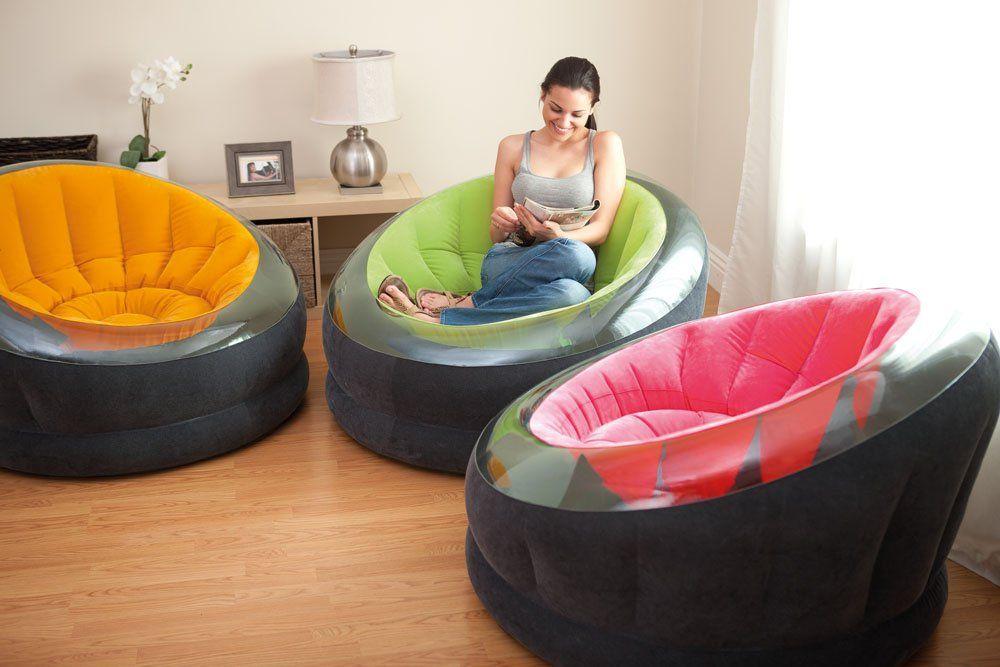 Intex 68581NP - Cama hinchable, color multicolor: Amazon.es: Hogar ...