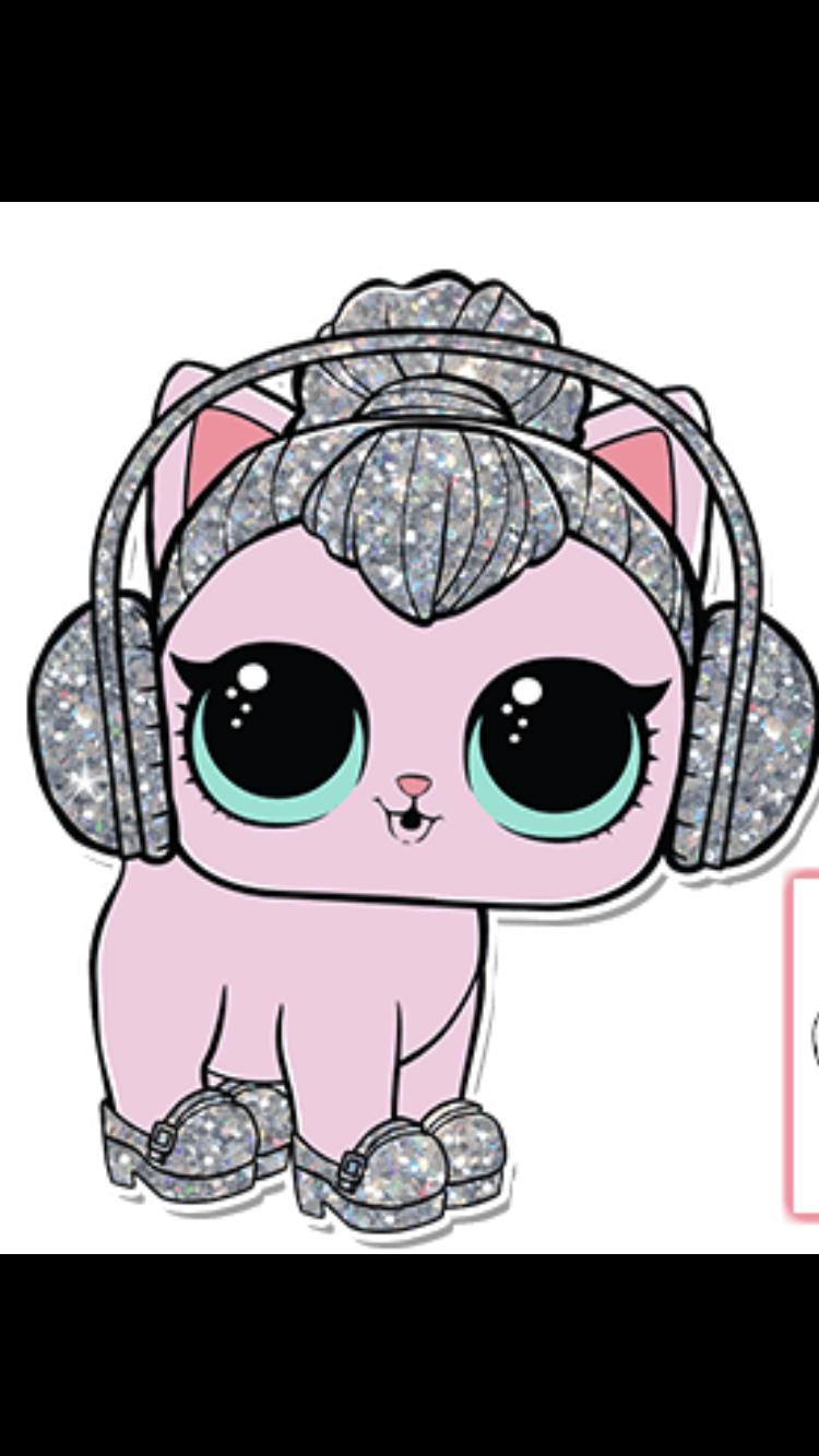 Series 3 kitty kitty glitterati club l o l e l i l in 2018