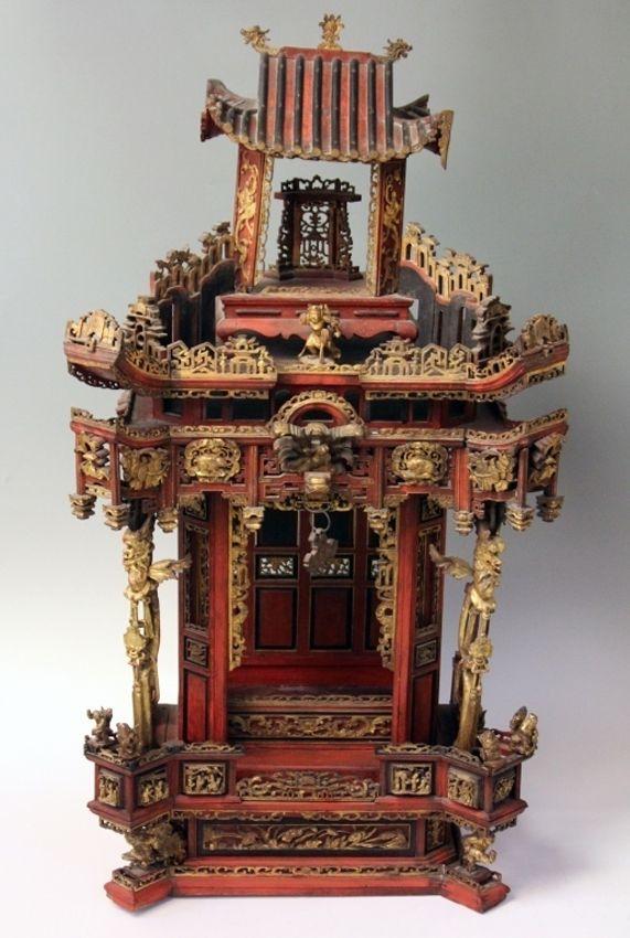 Asian shrine photos