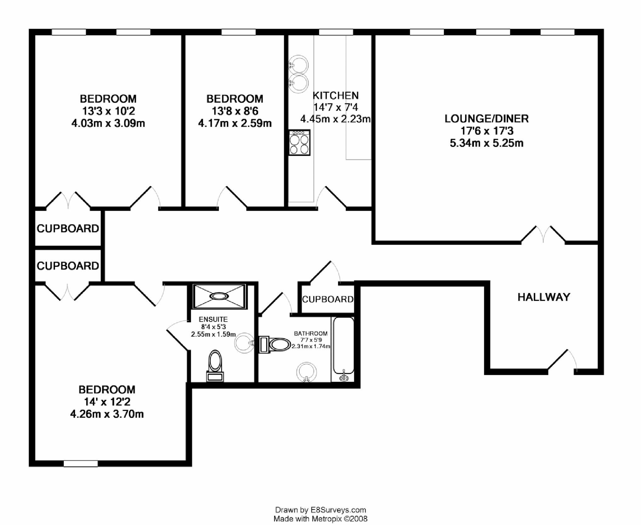 Federation With Images Bedroom Floor Plans Floor Plans 3
