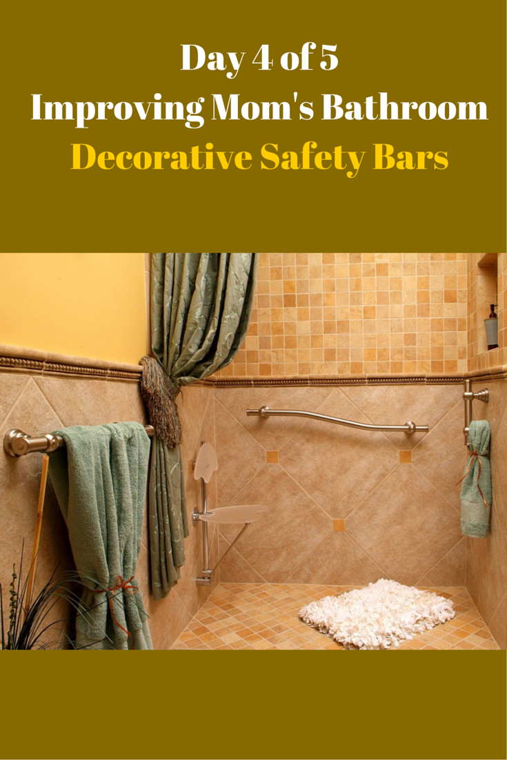 Want a gift this Mother's Day which can be useful and relaxing? Consider designing a safe and relaxing shower for Mom. Learn all the tips here - http://blog.innovatebuildingsolutions.com/2014/05/07/5-%C2%BD-tips-safe-stylish-bathroom-mom-mothers-day/