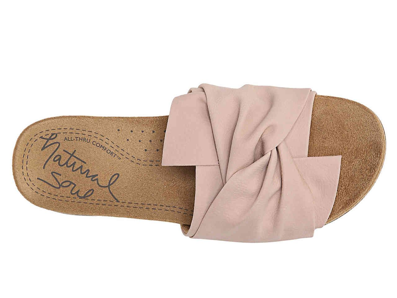 6c198d2c42ae Natural Soul Adalia Sandal Women s Shoes