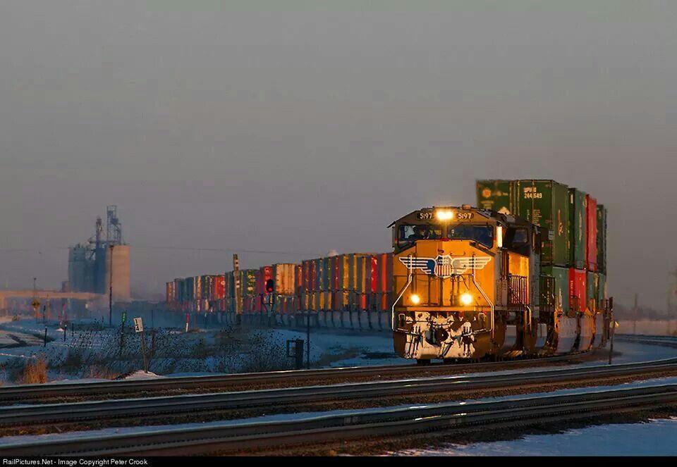 Nebraska ...Union Pacific