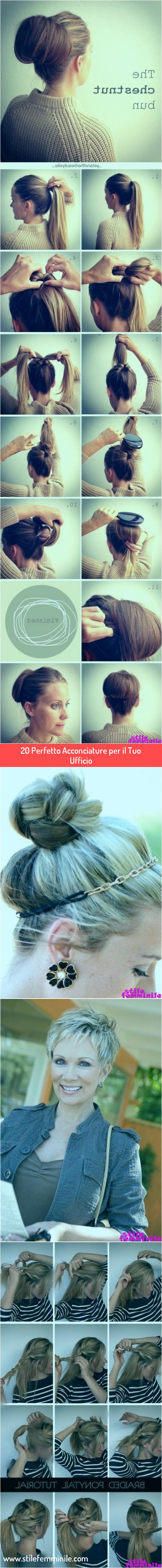 Photo of 20 Perfetto Acconciature per il Tuo Ufficio