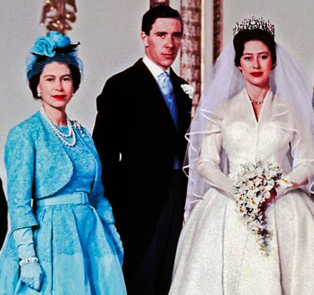Princess Margaret Wedding.Pin By Suzanne Campbell On English Royals In 2019 Princess