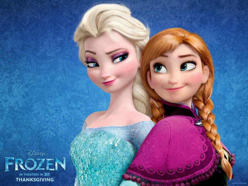 Frozen Wallpaper Elsa And Anna Wallpapers Personagens Disney Frozen Personagens Frozen
