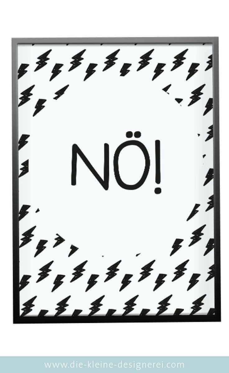 poster n schwarz weiss deko pinterest poster kinderzimmer schwarzes bild und poster. Black Bedroom Furniture Sets. Home Design Ideas