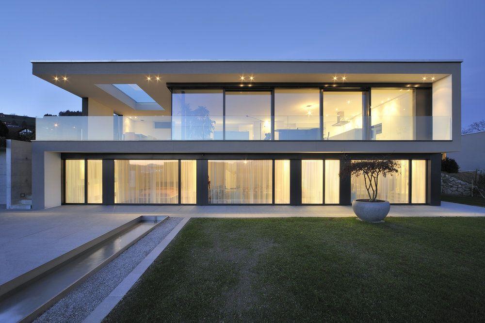 Forma Architekten - Bauen   House in 2019   Modern house facades ...