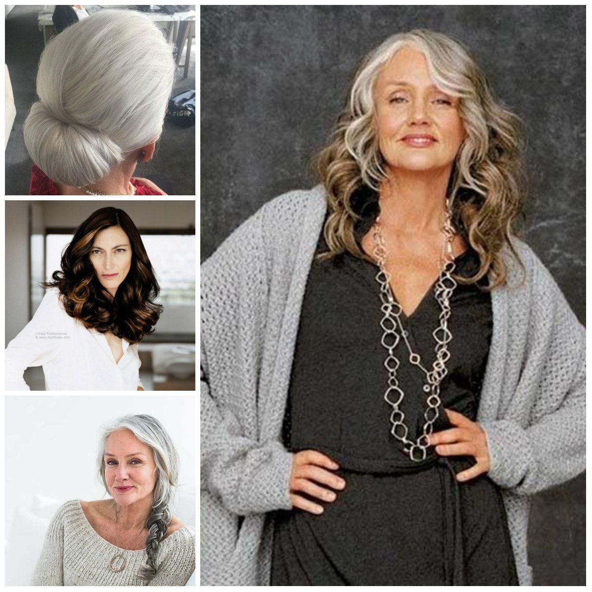 Lange Frisuren Für Reife Frauen Für 2017 Lange Frisuren
