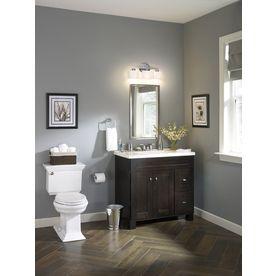 Diamond Freshfit Palencia 36 In Espresso Bathroom Vanity Cabinet Lowes Com Traditional Bathroom Vanity Traditional Bathroom Contemporary Bathroom Vanity