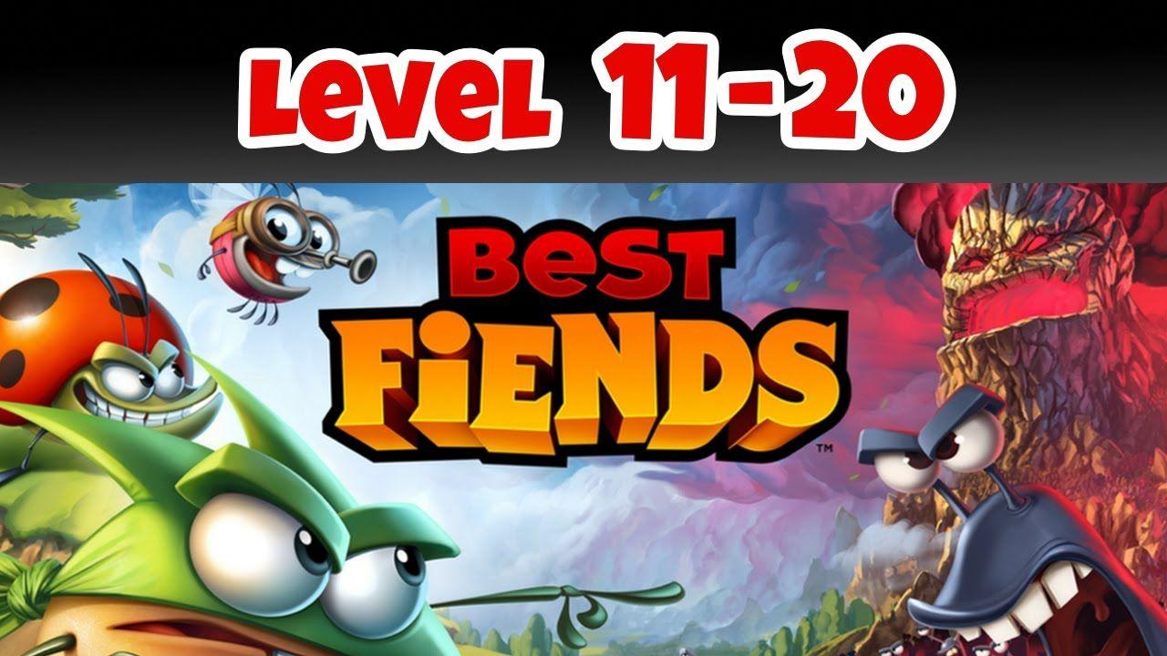 best fiends level 20