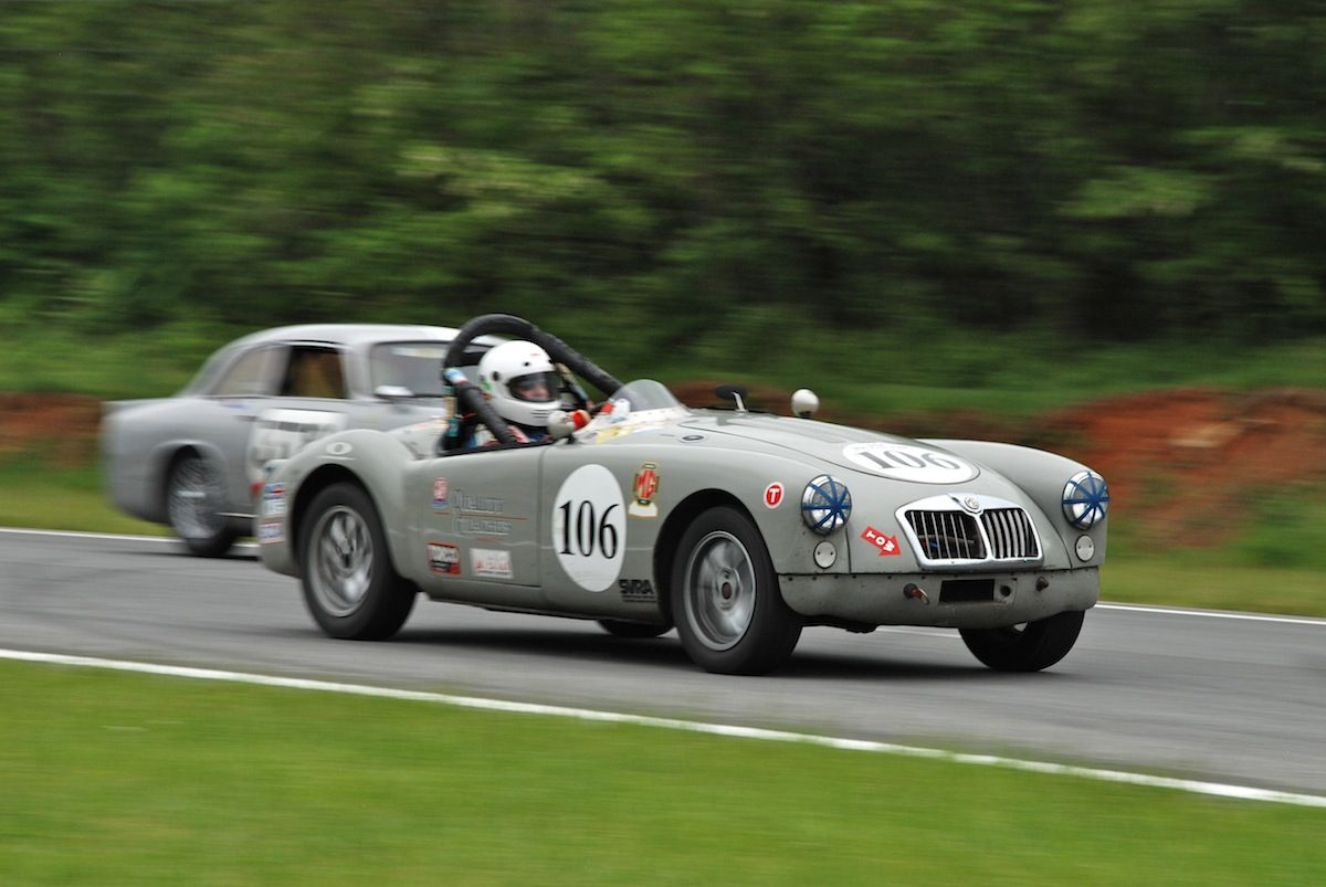 british racing green BRG mga - Google Search   Mga   Pinterest   Cars