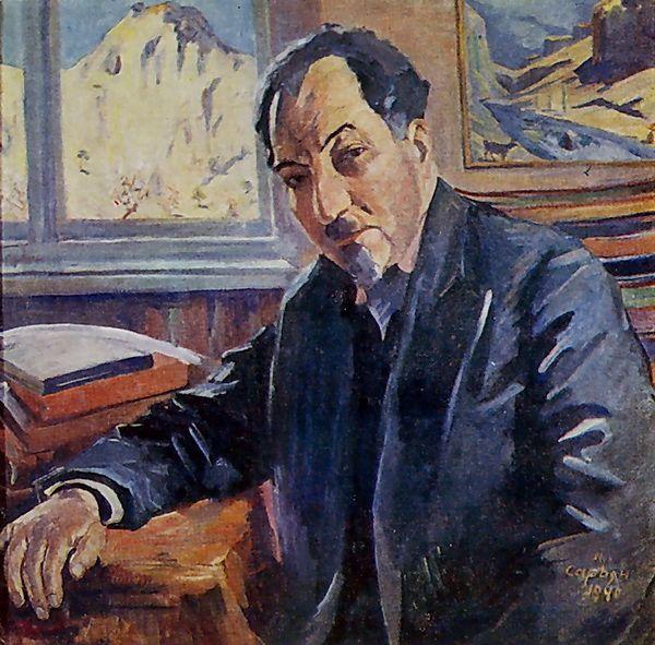 Avetik Isahakyan poems