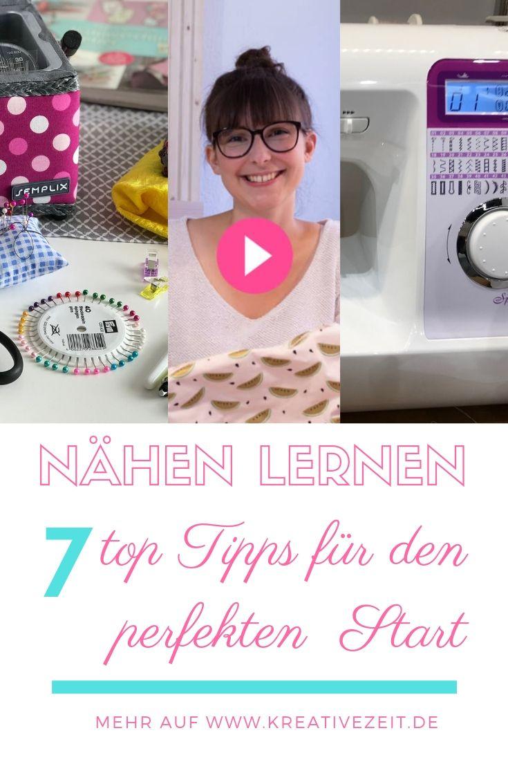 Photo of # Nähen lernen für Anfänger – 7 Top-Tipps für den perfekten Stern …