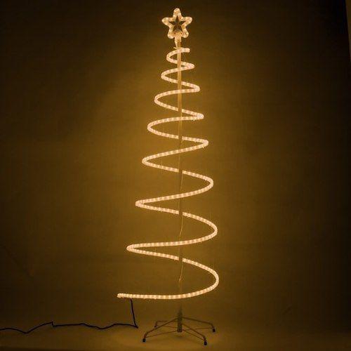 Manguera luz blanco calido 10 mts tipo led control navidad - Manguera luces navidad ...