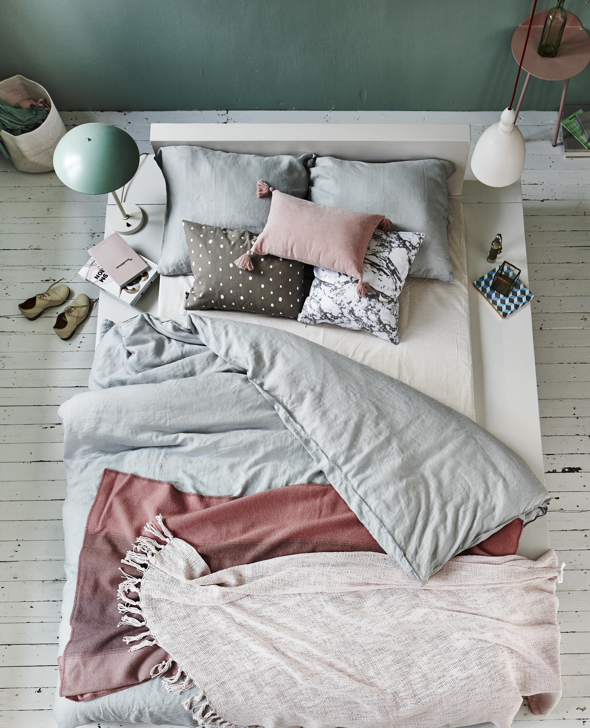 pastel slaapkamer styling cleo scheulderman photo jeroen van der spek