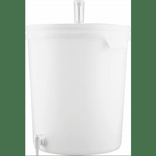 8 Gallon Fermenting Bucket With Spigot Lid Air Lock Homebrew Beer Wine Spirit Home Brewing Beer Home Brewing Beer