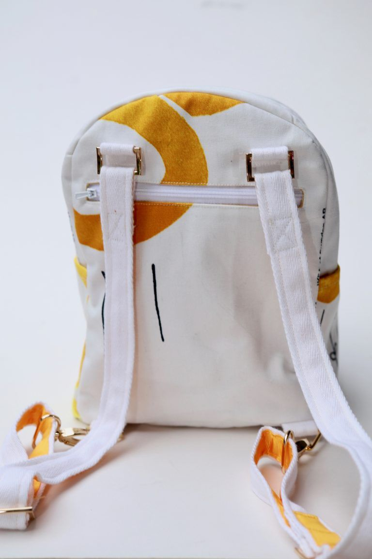 3947ad5b94 Small Backpack Pattern