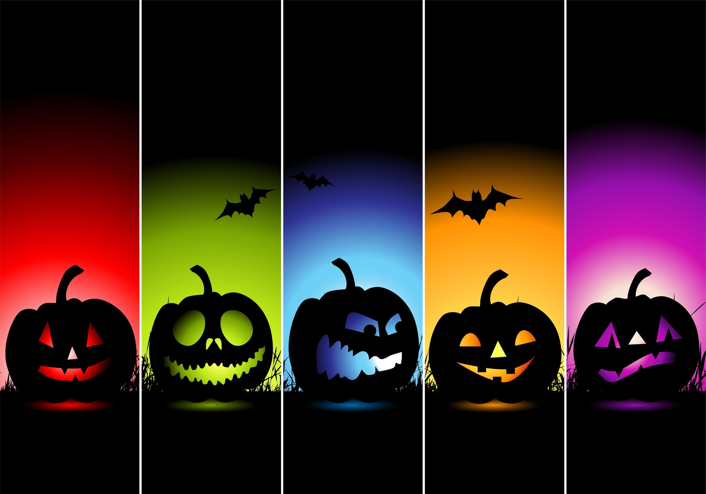 Best Halloween Wallpapers, Graphics and Vectors By