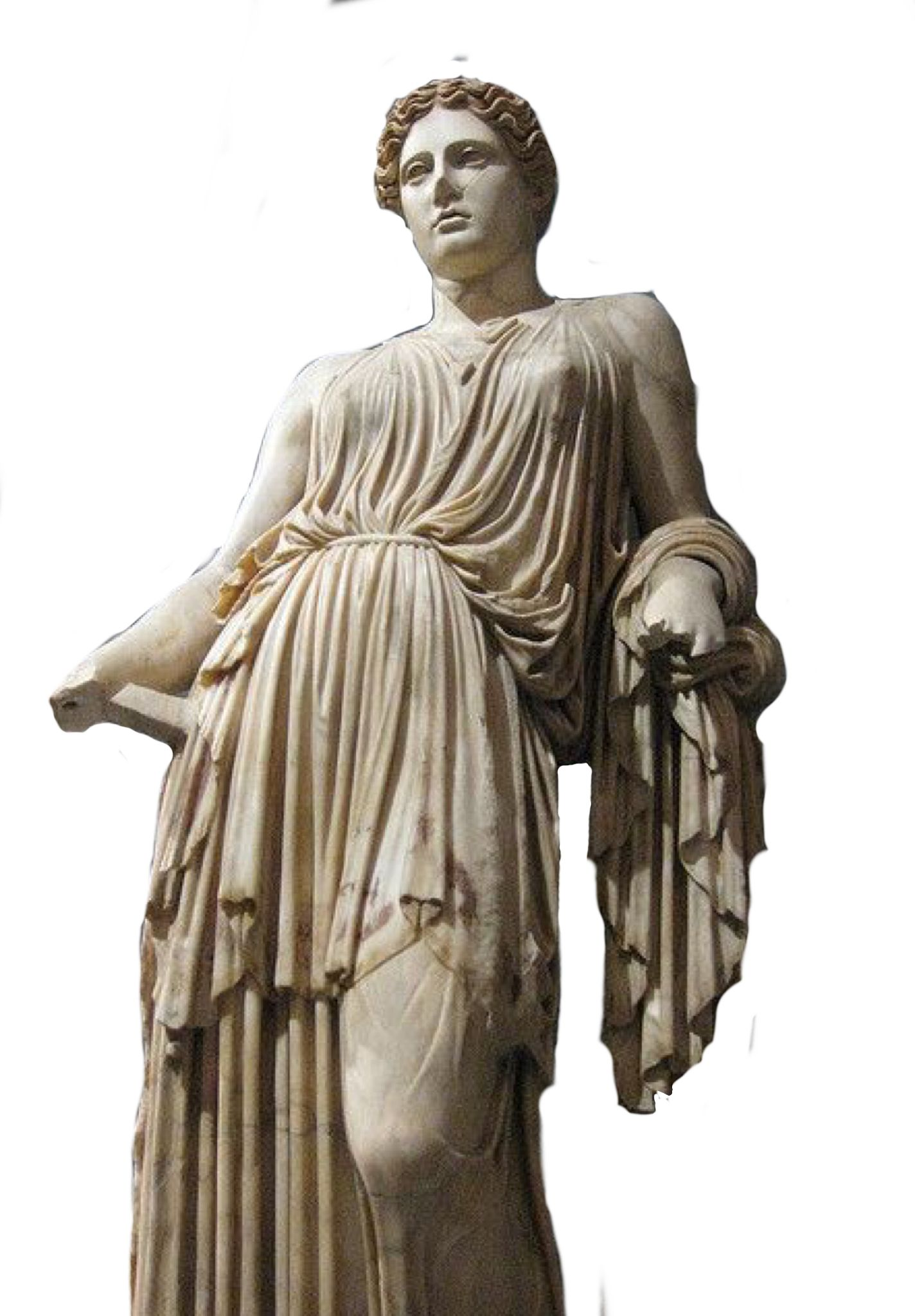 Demeter Png Statue Png Historical