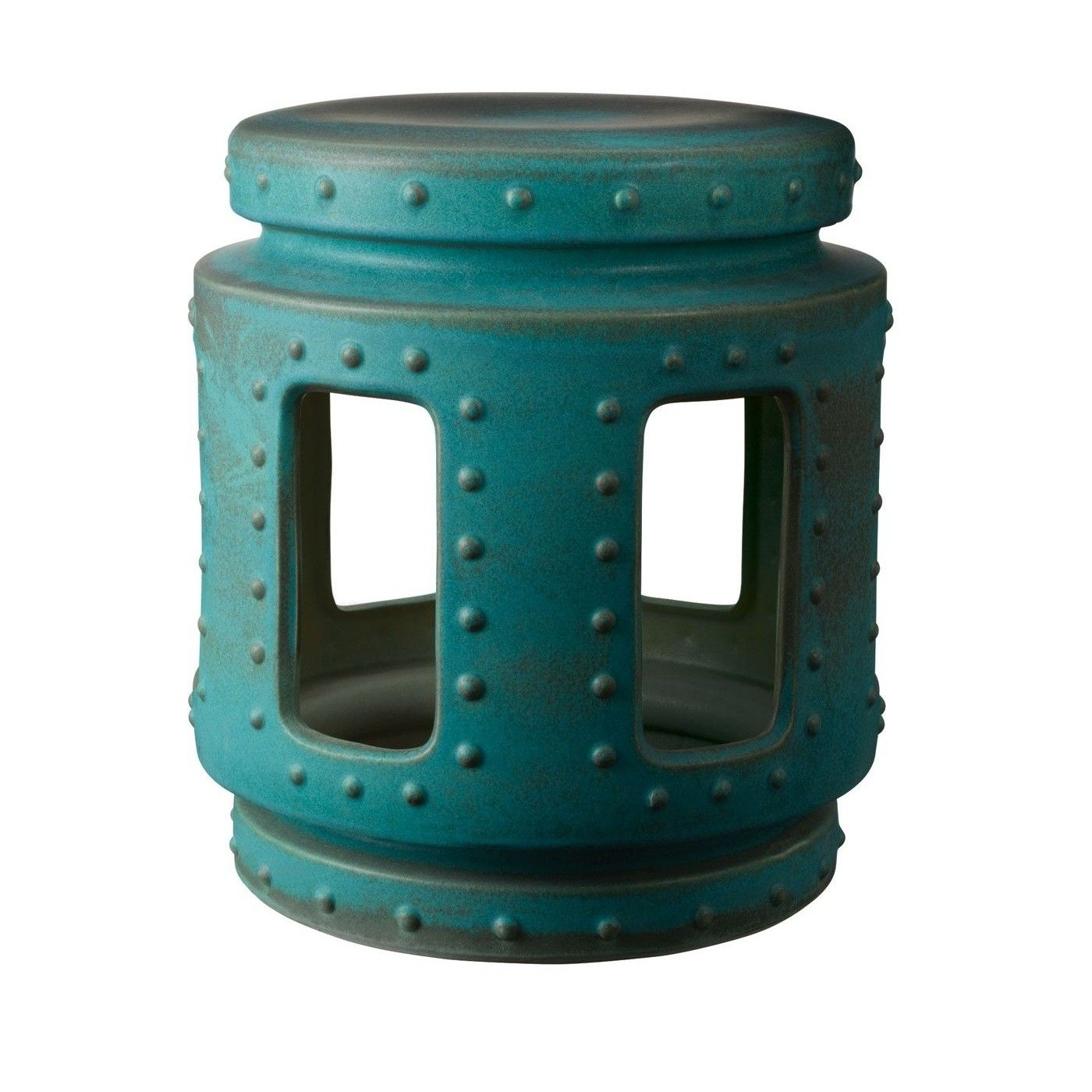 Made of earthenware Hand applied finish Handcrafted Indoor use only *Also available in Black Acid