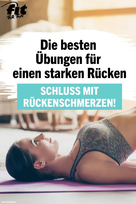 """""""Bewegungsmangel ist die Ursache vieler Übel – dazu gehören auch Rückenschmerzen"""", weiß Prof. Dr. In..."""