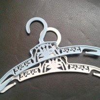 Deze had ik zelf als kind ook... Zo leuk, vintage hangers via Fem-tastic op Facebook.