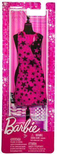 Star Print Dress: Barbie Fashionistas Fashion Pack