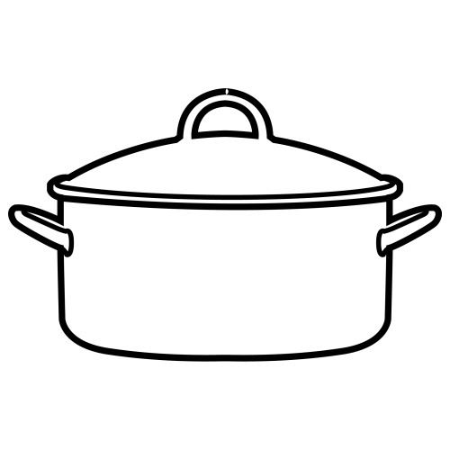 Worksheet. Utensilios de cocina para pintar  Imagui  moldes dibujo