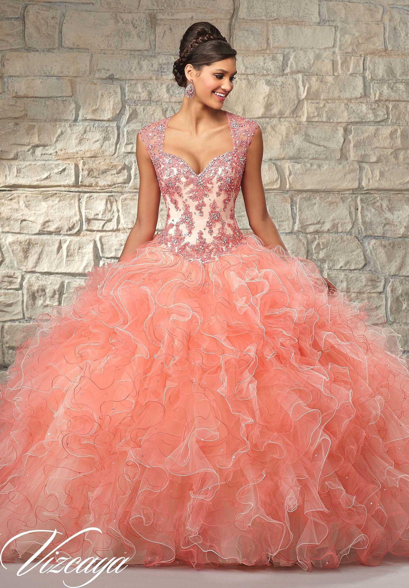 Mori Lee Quinceanera Dress 89029