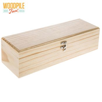 Rectangle Wood Box Wood Boxes Wood Jewelry Box Wood