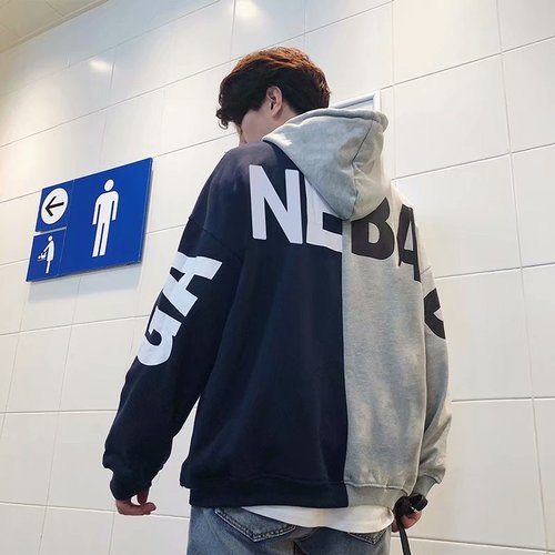 TNT Tape White & Black Pullover Hoodie